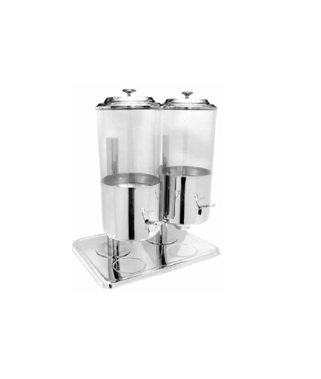 Atosa Double Tank S/S Cereal Dispenser