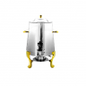 Gold Plated S/S Coffee Urn