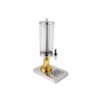 Single Tank Gold Plated Juice Dispenser