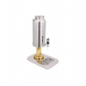 Single Tank Gold Plated Milk Dispenser